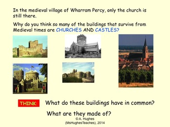 The Christian Church in the Middle Ages - How do we know it was powerful?