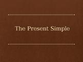 The present simple - presentation