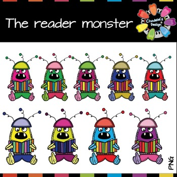 The reader monster