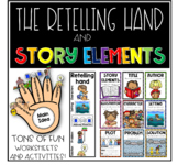 The retelling hand, story elements, and story mapping