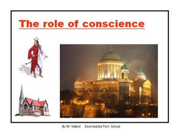 Conscience and Christian views