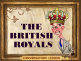 The  royals – Everything you NEVER wanted to know and couldn't care less about