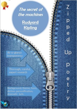 'The secret of the machines' by Rudyard Kipling Analysis