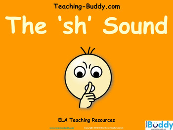 The 'sh' Sound
