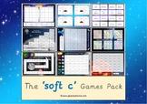 The 'soft c' Phonics Games Pack
