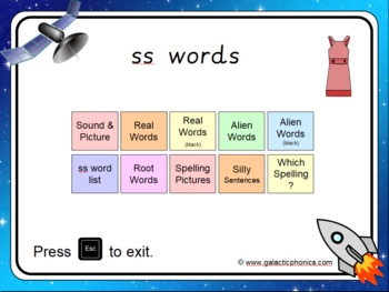 The 'ss' PowerPoint