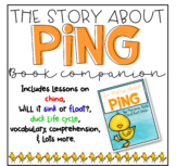The story about Ping book companion, China & Will it sink