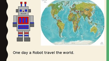 The story about a Robot