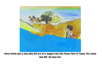 The story of Pecos Bill