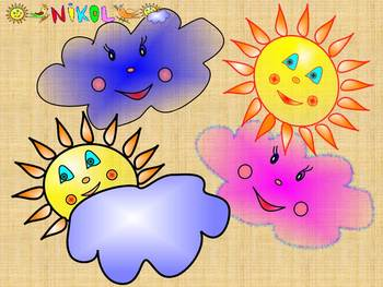 Sun - Cloud