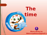 The time (Power Point presentation)