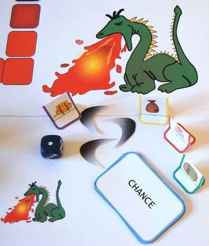 The treasure of the dragon: a game to learn to count