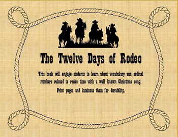 The twelve days of rodeo