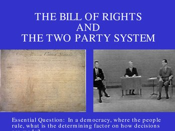 The two party system