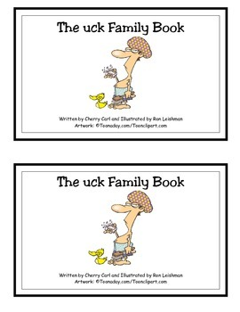 The uck Family Book: Guided Reader