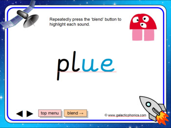 The 'ue' PowerPoint
