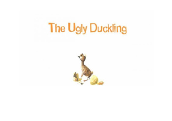The ugly duckling