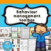 The ultimate behaviour management toolbox