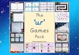 The 'ur' Phonics Games Pack