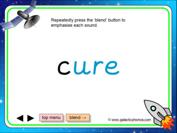 The 'ure' PowerPoint