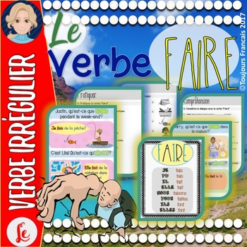 "The verb ""Faire"" package"