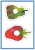 The very Hungry Caterpillar Lacing cards