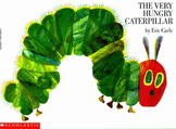 The very Hungry catepillar English and spanish