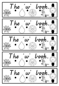The w book