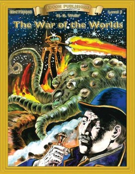 The War of the Worlds Read-along with Activities and Narration