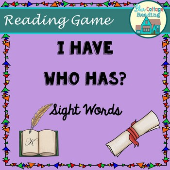 The Wizard's Sight Words