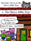 TheThree Little Pigs AND The True Story of the Three Little Pigs