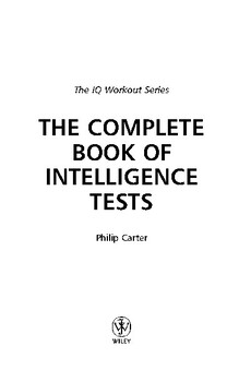 The_Complete_Book_of_Intelligence