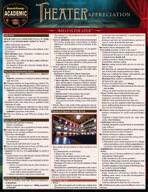Theater Appreciation - QuickStudy Guide