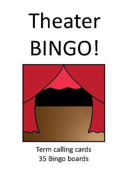 Theater BINGO!