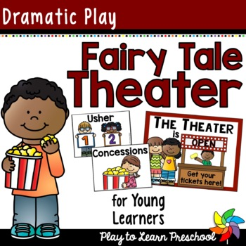 Theater Dramatic Play