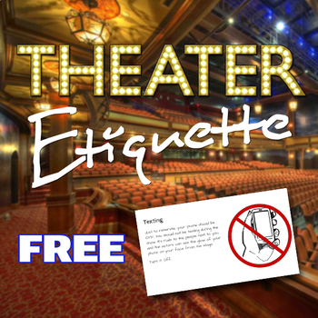 Theater Etiquette: Guidelines for Respectful Theater Attendance
