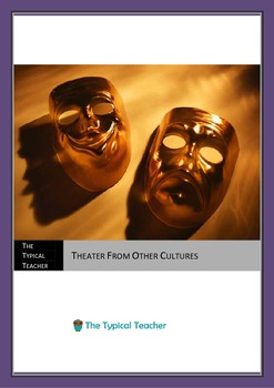 Theater From Other Cultures Unit Plan - Greek Tragedy Phys