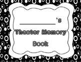 Theater Memory Book