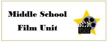Theatre Arts: Middle School Film Unit