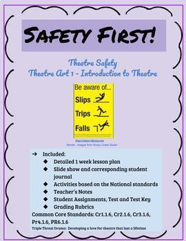 Theatre - Theatre Arts Safety Unit