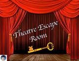 Theatre Escape Room