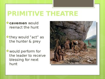Theatre History PPT