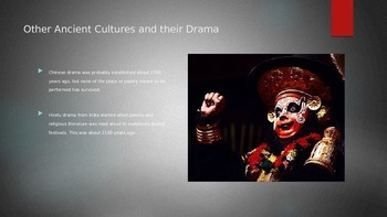 Theatre History PowerPoint