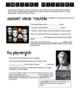 Drama - Theatre History - Ancient Greek Theatre
