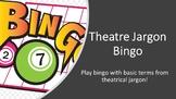 Theatre Jargon Bingo