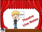 Theatre Line Notes Worksheet
