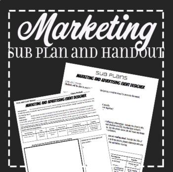 Theatre Marketing Sub Plan