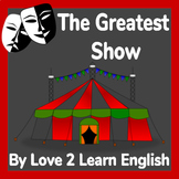 Theatre Script- The Greatest Show- 14 Speaking Roles