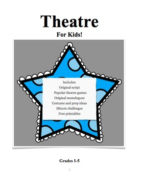 Theatre for Kids!