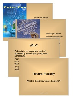 Sell It! Theatrical Publicity Powerpoint